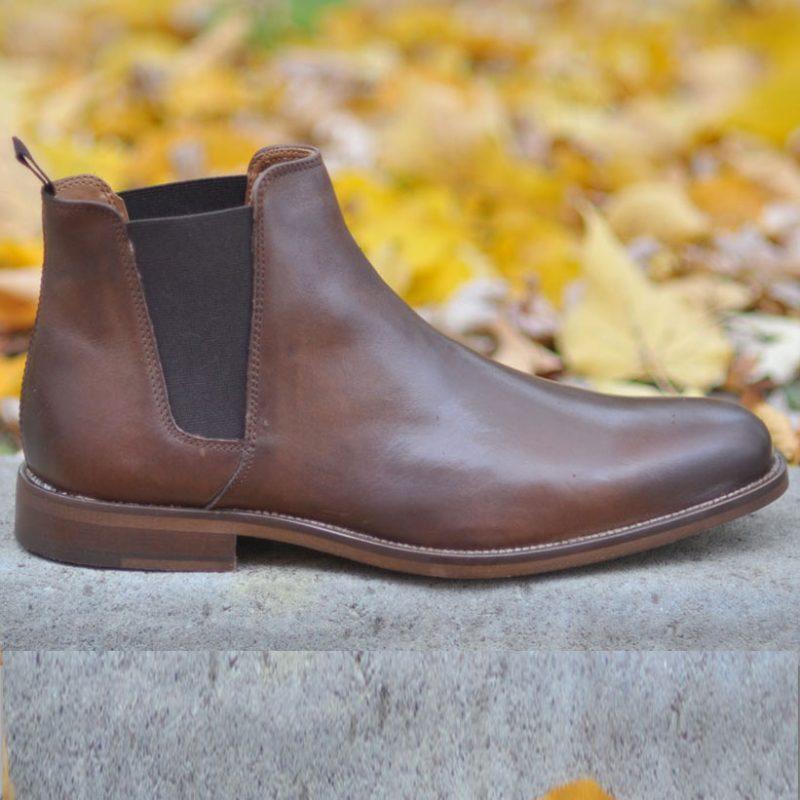 Cizme Barbati Chelsea Boots